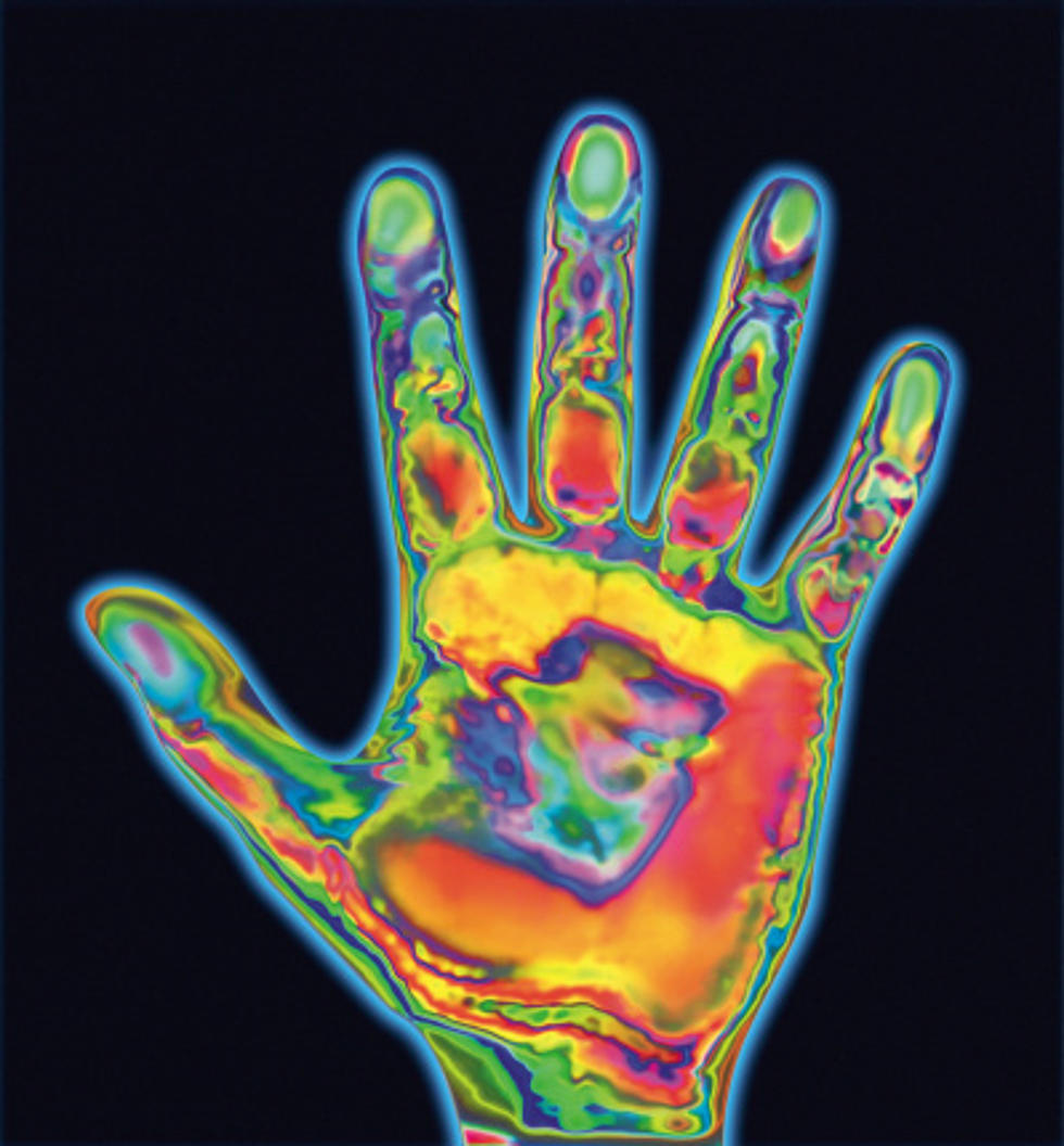 Thermal-hand